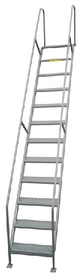 Access Stairway Ladder