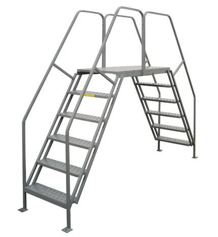 Aluminum Crossover Ladders