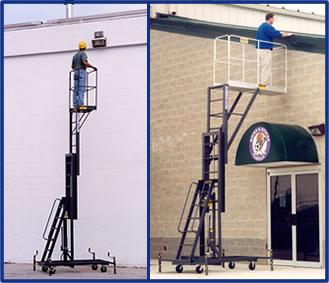 BL-315 Maintenance Man Lift
