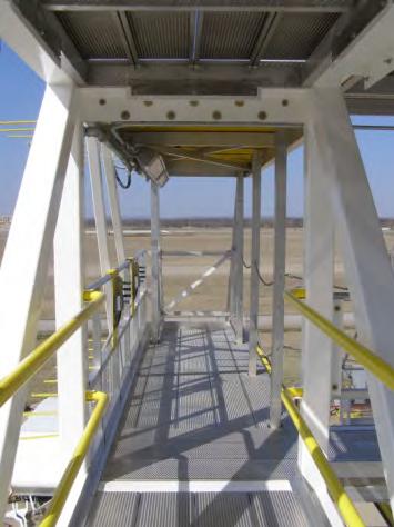 Boeing 737 Maintenance Tail Dock