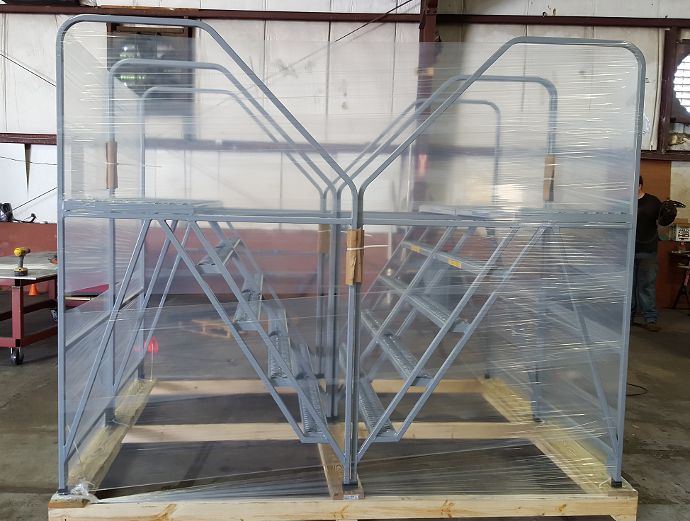 c-1 Maintenance Stands Packaged