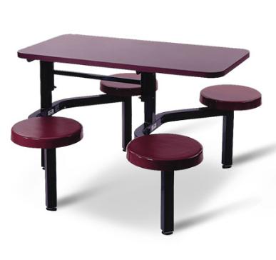 Cafeteria Table Cluster - Cebra