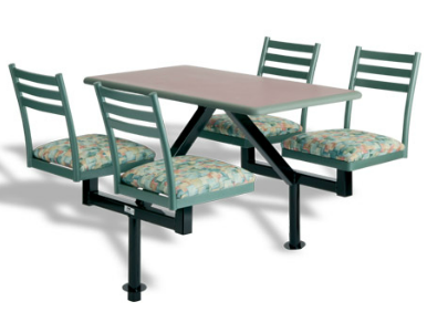 Cafeteria Table Cluster - Bowlo