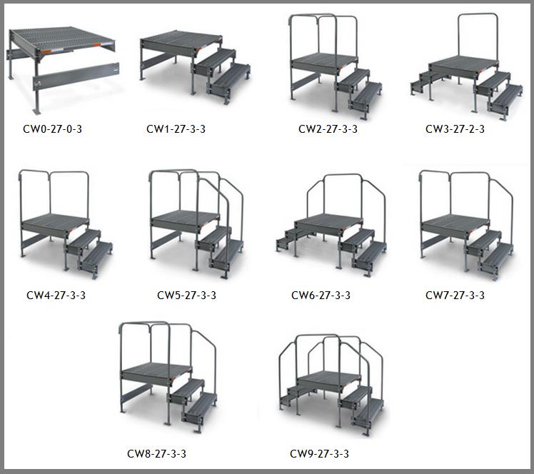 Custom Work Platform, Modular Work Platform