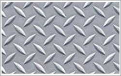 Diamond Plate Tread Aluminum Space Saver Crossover Ladder