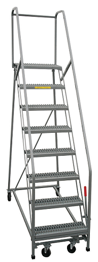 Easy Slope Rolling Access Ladders