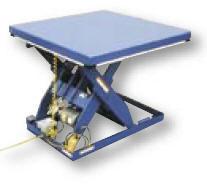 Electric Hydraulic Scissor Lift Tables EHLT-2448-3-43