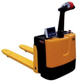 Electric Pallet Truck with Scale EPT-2748-45-SCL