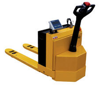Electric Pallet Truck with Scale EPT-2547-30-SCL