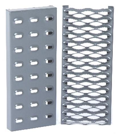 Folding Ladders ∠60º Ezy Tread and Grip Strut Tread Options