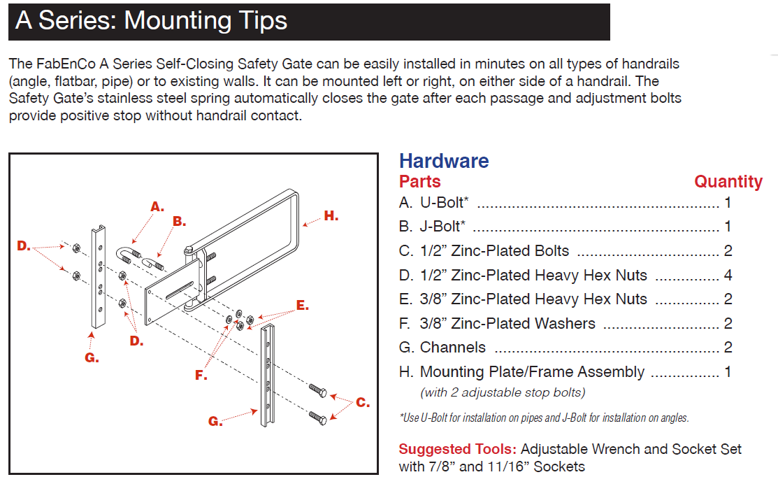 Fabenco_Safety_Gates_Series_A_Mounting_Tips