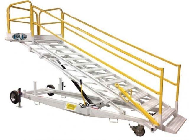 B1 Aircraft Maintenance Platform