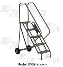 Folding Ladders ∠60º
