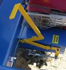 Gas Powered All Terrain Pallet Truck Shut-Off Release
