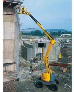 HA 46 JRT Articulating Diesel Boom Lift