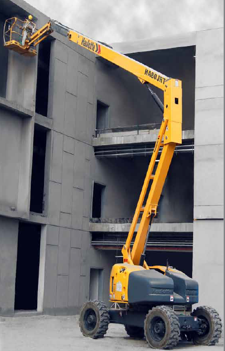 HA 80 JRT Articulating Boom Lift