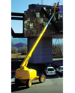 HB 76 J Telescopic Boom Lift