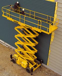HS 4388 RT XL Scissor Lift