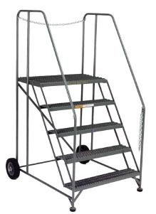 Industrial Truck Ladder
