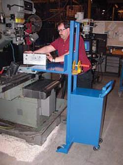 Steel Counter Balanced Lite Load Lift
