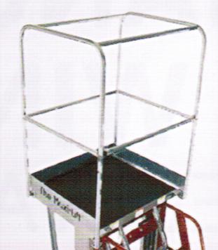 Manual Winch Elevating Platform Model ML-15W