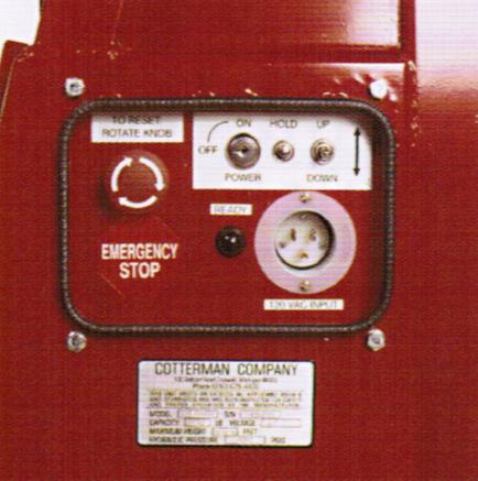 Electric Elevating Platforms ML-25