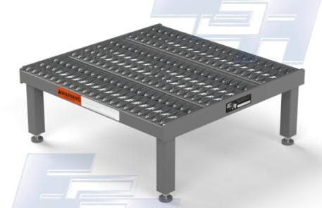 One-Step Adjustable Height Platforms
