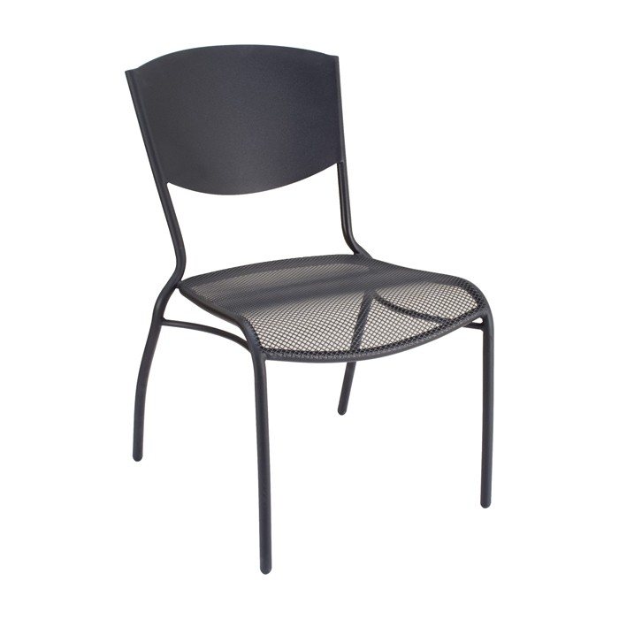 Outdoor furniture-Topeka Outdoor Side Chair