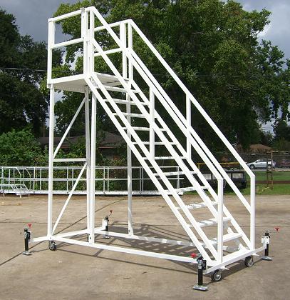 F-15 Pilot Access Stand