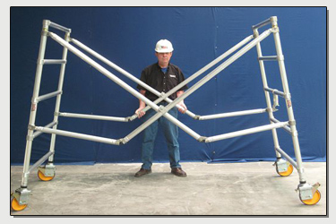 Scaffolding Systems - Easy Up Base
