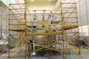 Scaffold Systems - Special Applications - NASA