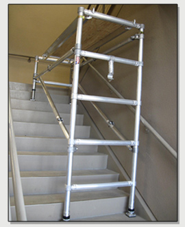 Easy Up Stairwell Base
