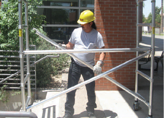 Span Scaffold Systems