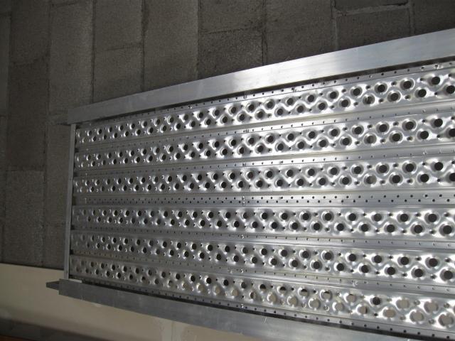 Aluminum Platform Scaffolding