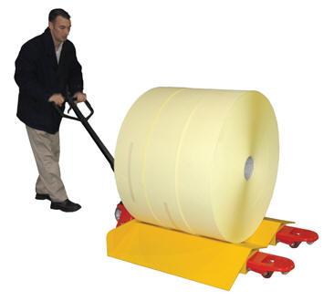 Specialty Pallet Trucks - Pallet Truck Roll Adapter