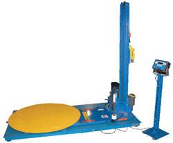 Stretch Wrap Machine with Scale