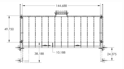 15F2918 Multi-Purpose Maintenance Platform