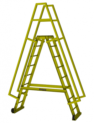 FRP Composite Aviation Ladders