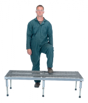 Adjustable Work-Mate Stands