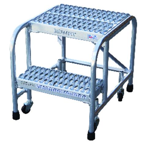 Aluminum Rolling Ladders