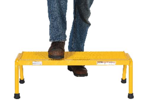 Aluminum Step Stands