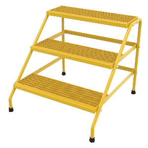 Aluminum Step Stands