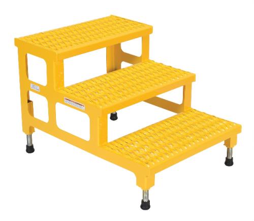 Adjustable Step-Mate Stands