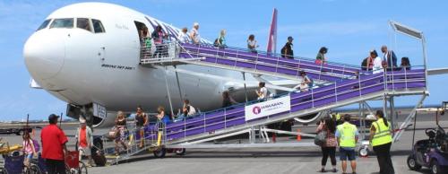 BAR Series Passenger Ramp