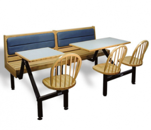 Cafeteria Table Cluster