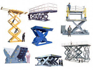 Custom Elevating Work Platforms