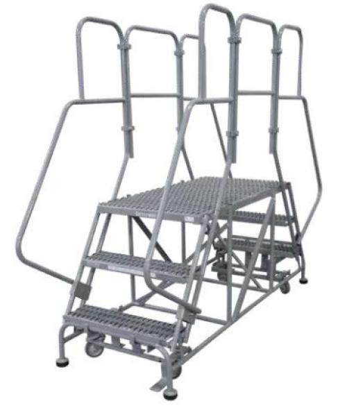 Dual Access Work Platform