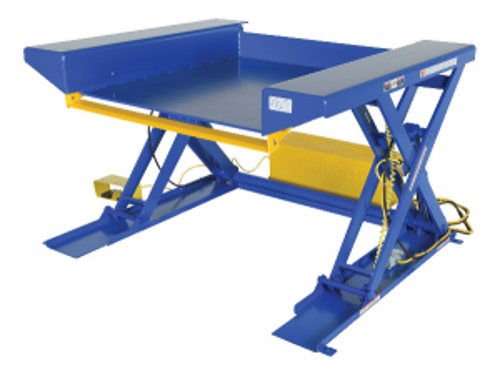 Ground Lift Scissor Tables