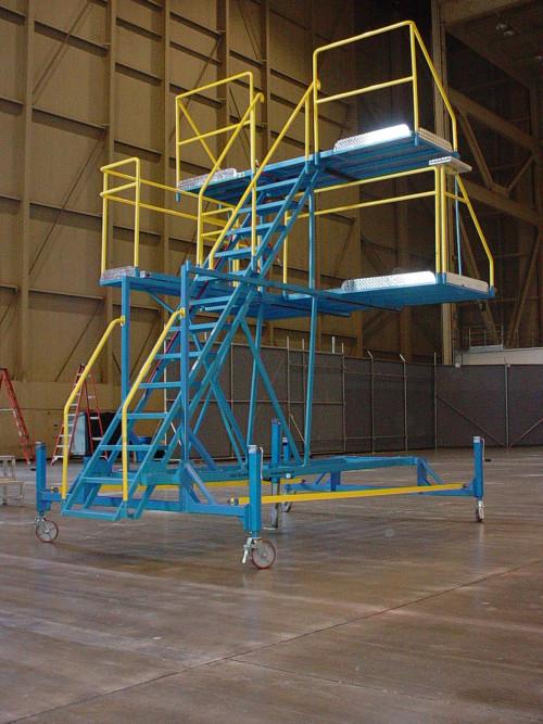 F-22 All Purpose Maintenance Stand