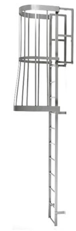 Fixed Steel Ladders